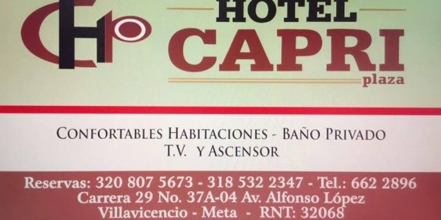 Hotel Capri Plaza