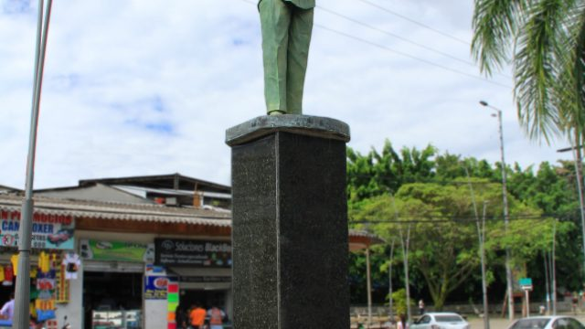Monumento a Betty Camacho de Rangel