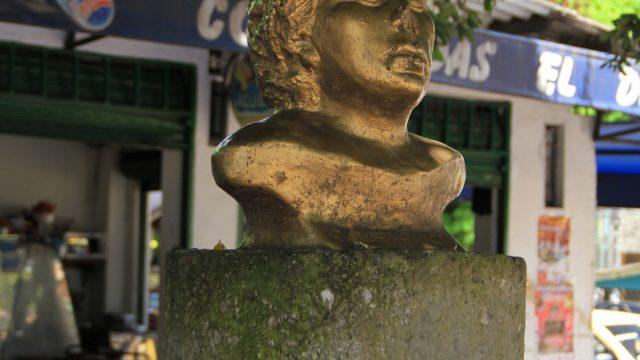 Monumento Luis A. Omaña Garcia