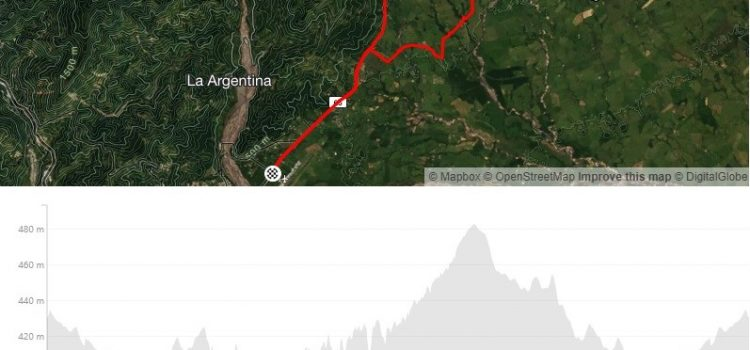Ruta MTB-Entre Rios