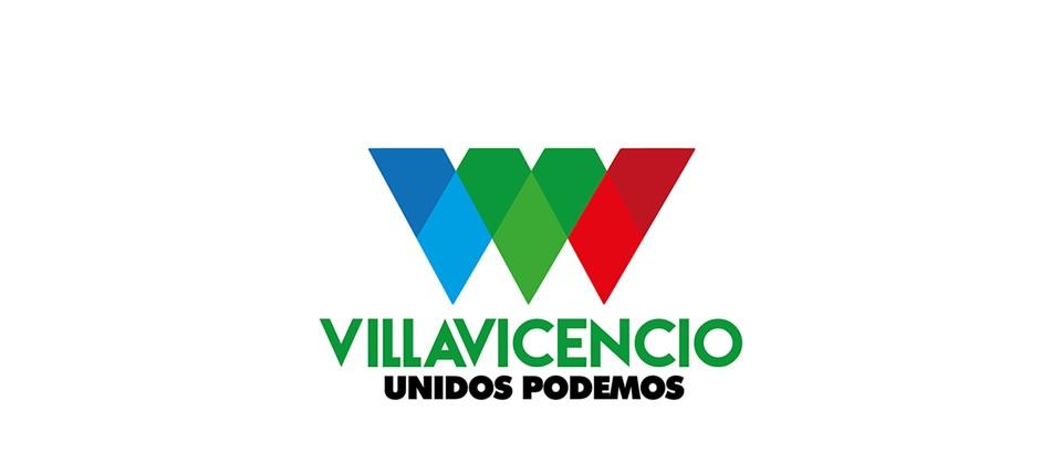 .Villavicencio - Unidos Podemos.